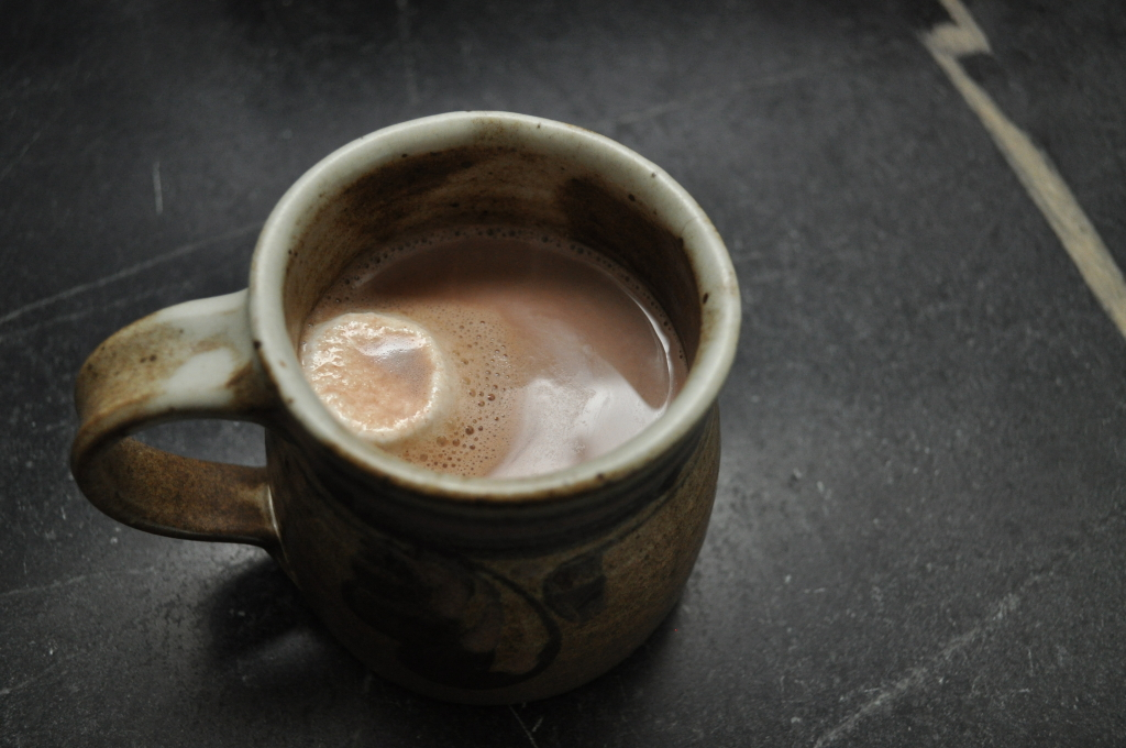 Better Hot Chocolate