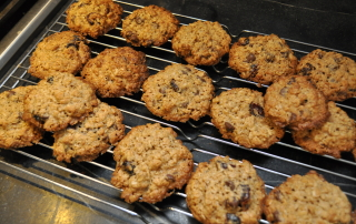 Oatmeal goodness in a delish cookie