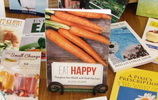 Eat Happy: Transform Your Health with Foods You Love is available now for pre-order