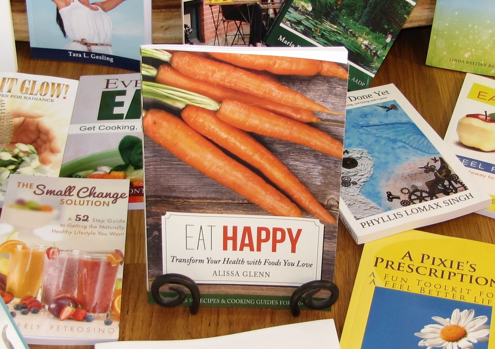 Eat Happy: Transform Your Health with Foods You Love is available